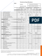 Thermo Scientific THERMOSTAT Specifications.pdf