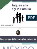 Ataques a La Familia v.1