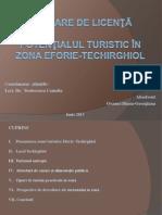 Potentialul Turistic in Zona Eforie-Techirghiol