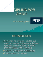 disciplinaporamor-091021150005-phpapp01