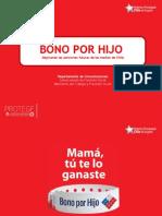Bono Por Hijo nacido vivo o adoptado