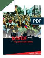 Abril Rebelde 13A2012