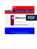 Curso de Access Basico Julio Battisti