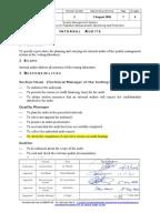 Internal Audit Report Writing Best Practice