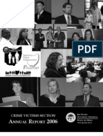 2006 Crime Victims Annual Report
