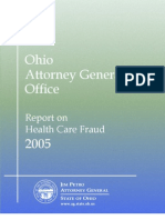 2005 Health Care Fraud Repot