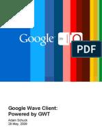 Google Wave Client