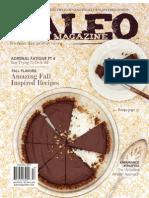 Paleo Magazine 10-13 Issue Sample