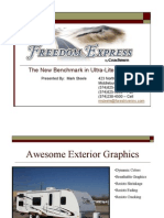 Freedom Express Presentation