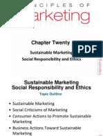 20. Social Responsibility
