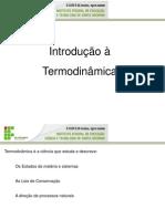 Introdução à Termodinâmica