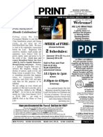 January18_2009_NewsletterBIG_IgniteSunday