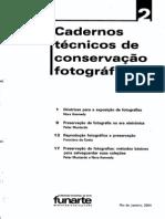 2 - Caderno Técnico de Consercação Fotografica