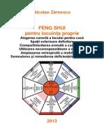 Feng Shui Pentru Locuinte - Zarnescu