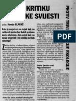 Glavac (1994)- Arkzin, 24-6-1994