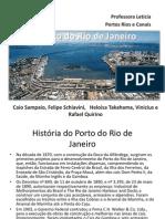 Porto Do Rio de Janeiro Heloisa