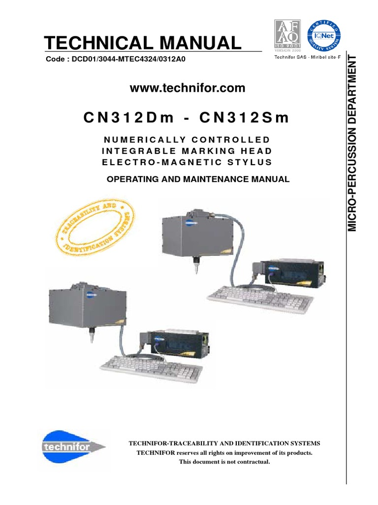 technifor cn312 pdf electrical connector manufactured goods rh es scribd com