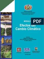 Cambio Climatico Bolivia - Modulo4