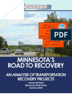 Minnesota's Road to Recovery