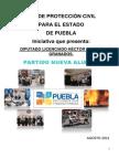 Iniciativa Ley Proteccin Civil