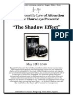 Theatre Thursday - The Shadow Effect