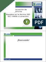 Automatizacion y Control de Edificios Ricardo Palma
