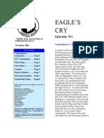 Eagles Cry, November 2004