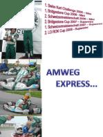 Documentation Kart amweg-eXpress