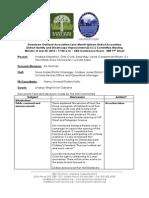 DISI Meeting July 25, 2013 Minutes