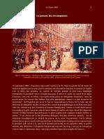 Cahier iconographique - Le mérite et la République