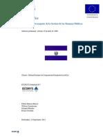 11 802 El Salvador - Draft Final PEFA Report 24 4 2009