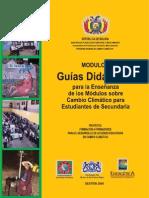 Cambio Climatico Bolivia - Modulo6