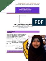 Format Profil Pemda Uais