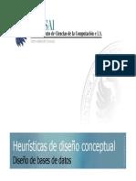 37 - Diseño de base de datos - Heuristicas de diseño.pdf