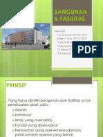 Bangunan & Fasilitas (Industri Farmasi)