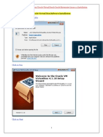 Prac -1 Oracle Virtual Box OEL 5.5 Installation