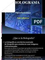Hologram A