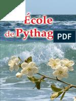 École de Pythagore — dans le Passé et Aujourd'hui