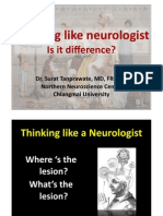 Approach to Neurological Disease