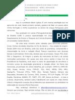 Aula 00 - Portugues - ponto dos concursos - ESAF
