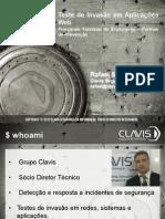 Palestracefetpentest Web Auditoria Seguranca Aplicacoes Web Seguranca Da Informacao 120430065544 Phpapp02