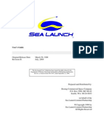 Russia's Sea Launch - Zenit Launch Vehicle  Users Guide
