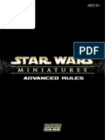 Star Wars Miniatures - Revenge of the Sith Rulebook 2005
