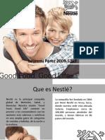 Presentacion de Costo - Nestle
