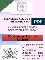 Planes de Acción - Inicial