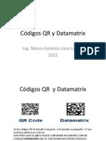 Códigos QR y Datamatrix
