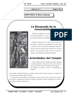 1ero. Año - H.U. - Guía 2 - Mesopotamia II
