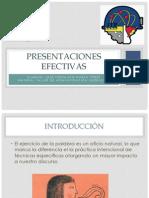 Presentaciones Efectivas Final