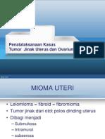 Tumor Jinak Uterus Dan Ovarium