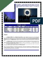 Sobre Eclipses -2013